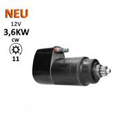 >>> SALE : Anlasser KHD Deutz Bosch Clayson Kramer... 0001418006 BNG2,5/12BRS174