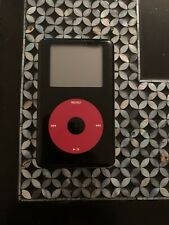 Apple iPod classic 4th Generation U2 Special Edition Black/Red (20 GB)