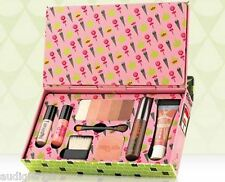 P3,000 Benefit sweet seduction makeup kit tin coralista eyeshadow mascara lip