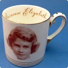 Rare 1926 Princess Elizabeth Birth Mug