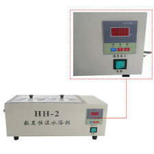 220V Stainless Steel Laboratory Water Bath Thermostat Circulating Water Tank