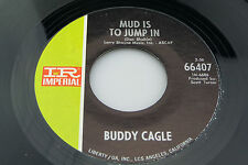 Buddy Cagle: Mud is to Jump In / The Guitar Player  [VG++ Copy]