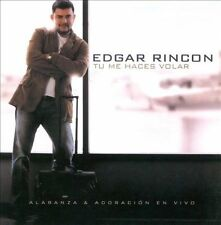 Edgar Rincon : Tu Me Haces Volar CD