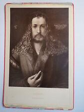 Albrecht Dürer - Selbstportrait - Altes Bildnis / KAB