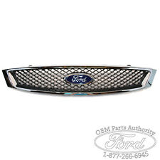 NEW 2005-2007 Ford Focus OEM Chrome Grill - Sedan/Coupe
