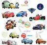 DISNEY CARS 2 wall stickers 26 decals Mater McQueen Francesco Finn