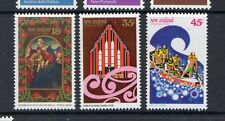 New Zealand 1982 Christmas MNH Mint set of stamps