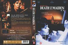Death and the Maiden (1994) - Roman Polanski, Sigourney Weaver DVD NEW