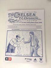 Chelsea Fc Match Programme Emirates Fa Cup Conte Brentford 2016-17 Memorabilia
