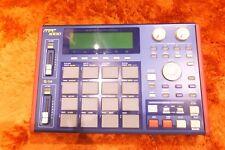 Akai MPC 1000 BLUE w/Original Box sampler mpc1000 5000 2000 2500 xl 171113.