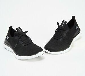Skechers Flex Appeal 2.0 Stretch Knit Slip-on Sneakers-Turn CHOOSE SZ/COLORS NEW