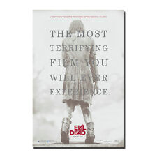 The Evil Dead - Classic 1981 Movie Art Silk Poster 13x20 24x36inch J358