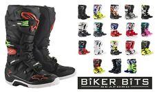 5% OFF Alpinestars 2020 Tech 7 MX Stivali Troy Lee Designs Motocross Off-Road