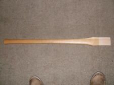 """36"""" DOUBLE BIT AX HANDLE AMERICAN MADE HICKORY"""