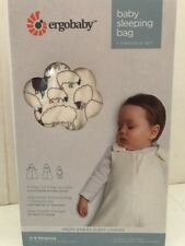 Ergobaby Baby Sleeping Bag & Swaddle Set Sheep Pattern 0-9 months Adjustable