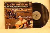 "My Son The Celebrity Allan Sherman, Record 12"" (ACCP)"