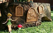 Calmay Garden Fairy Door and Windows (3 PIECE SET)