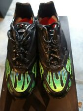 NIKE Zoom Streak Spectrum Plus SUPREME BLACK TG. 11 (EUR 45), NUOVO