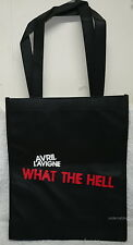 Avril Lavigne Goodbye Lullaby Taiwan CD+DVD+What The Hell Bag w/BOX