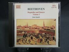 Ludwig van Beethoven : Bagatelles and Dances Volume 1 CD (1999)