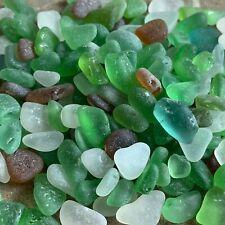 Genuine Surf Tumbled Sea Glass JQ Tiny Teenie Lot