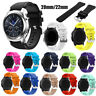 Replacement Silicone Band Strap Bracelet For Samsung Gear S3 Frontier Watches