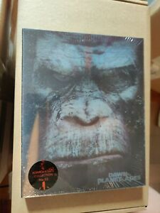Dawn for the Planet of Apes Bluray Steelbook, New/Sealed,  kimchidvd, 021/700