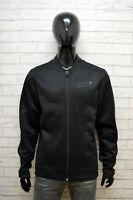 NIKE SHIELD Felpa Uomo Maglia Cardigan Pullover Taglia XL Sweater Sport Maglione