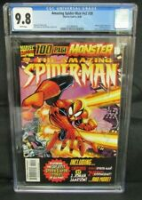 Amazing Spider-Man #v2 #20 (2000) (#461) 100 Page Monster HTF CGC 9.8 X877