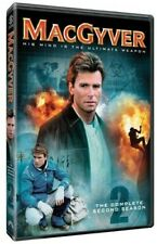 MacGyver: The Complete Second Season [New Dvd] Full Frame, Lithograph, Boxed S