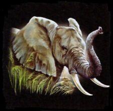 TEE SHIRT - ELEPHANT - BULL ELEPHANT - WILDLIFE