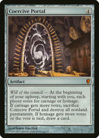 1X Coercive Portal MTG MAGIC: THE GATHERING—CONSPIRACY, NM Pack Fresh