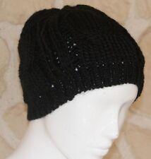 Bonnet neuf noir (cha)
