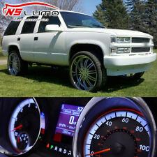 LED Lights Bulbs Kit Cluster Gauge Speedometer for Chevrolet Chevy Tahoe 95-99
