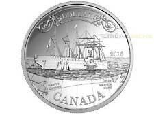 1$ PROOF plata Dólar 150 AÑOS Transatlántico Cable CANADÁ 2016 PP PLATA
