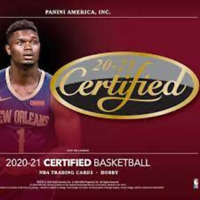 2020/21 CERTIFIED BASKETBALL FACTORY SEALED HOBBY BOX IN STOCK FREE SHIPPING