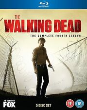 Walking Dead Complete Season 5 Blu Ray All Episodes Fifth Series UK Release New