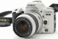 【MINT】Minolta sweet s 35mm film camera  SLR with 35-80mm f/4-5.6 from Japan #39