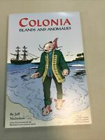 Colonia Islands And Anomalies 2002, Paperback Tpb Book