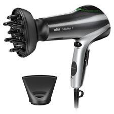 Braun Satin Hair 7 Haartrockner HD 730 mit IonTec, Infrarot- Heizsystem Stylingd
