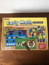 Lakeshore: Early Math Activity Center #Ff186 Ages 2+