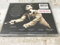Morrissey Your Arsenal rare 1st press UK Promo CD (1992)  The Smiths Johnny Marr