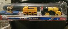 "Thomas & Friends Trackmaster Motorized Train Stephen ""The Rocket"" NEW!"