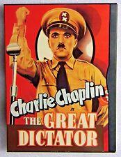 RARE Version LIKE NEW The Great Dictator 1940 FF b/w DVD Charlie Chaplin Hitler