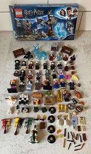 Harry Potter Lego - Minifigure And Accessories Joblot / Bundle