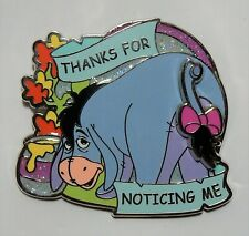 New listing Disney Ap Pin Eeyore - Thanks for Noticing Me Pp: 133259 Artist Proof