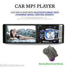 4,1 Zoll 1 DIN HD Car Radio Stereo Autoradio Bluetooth MP5 Player FM AUX USB TF