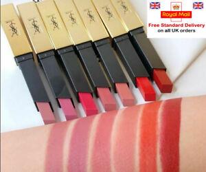 YSL Lipstick. Genuine UK Seller. BRAND NEW in box.