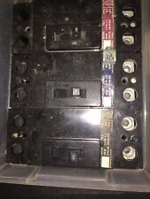 Lot of Westinghouse Main Breaker 2150X and 2125X