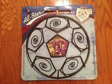SOCCER BALL MLS ALL STAR METAL PHOTO PICTURE FRAME CHRISTMAS GIFT-NEW